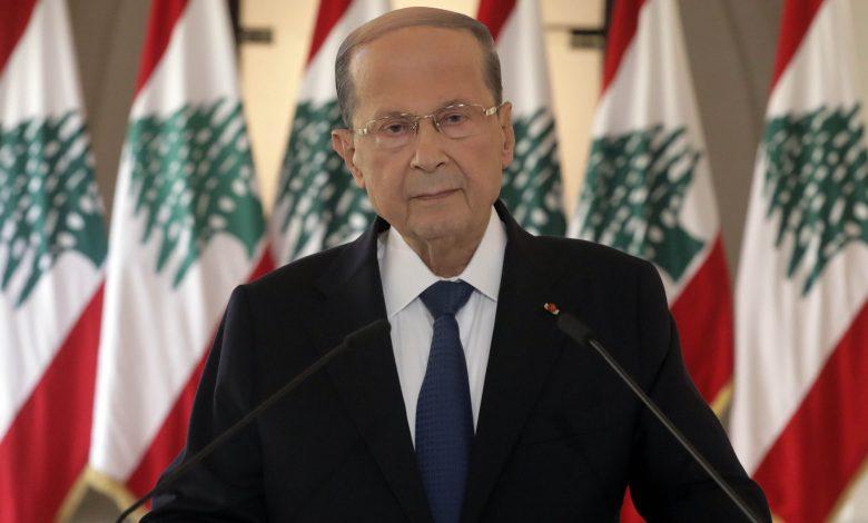 Lebanese President Expresses Lebanon's Appreciation for Qatari Support