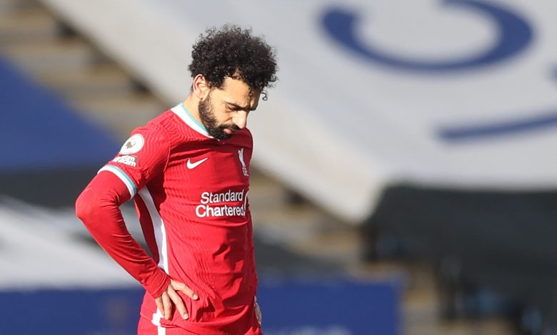 Slumping Liverpool collapses in 3-1 loss at Leicester