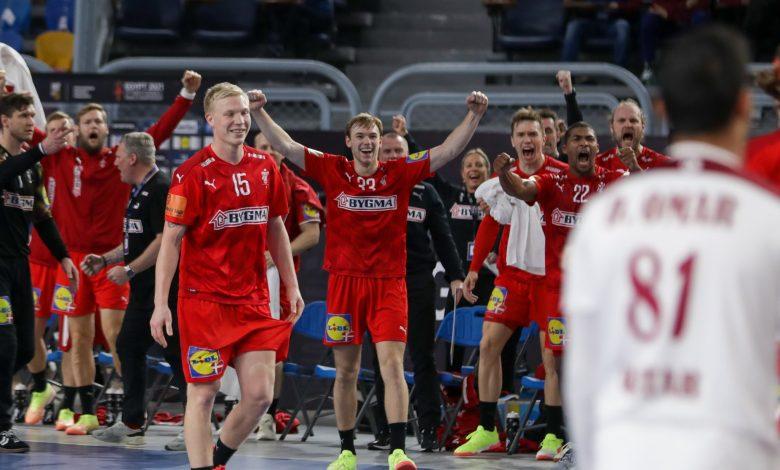 Denmark Win Handball World Championship for Second Straight Time