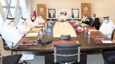 GCC Cup Executive Office Holds Meeting on GCC 25 Report