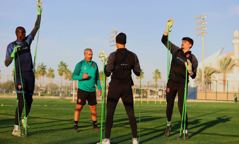Al Duhail Continues Preparations for FIFA Club World Cup