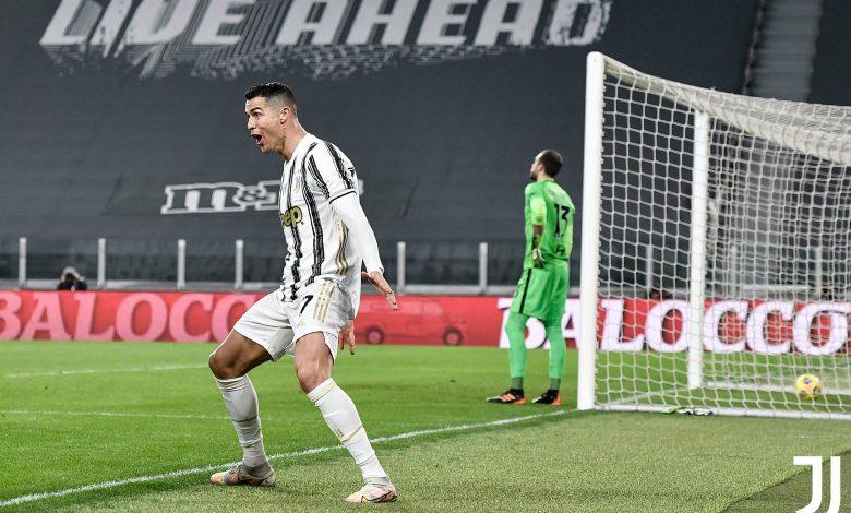 Juventus go third in Serie A