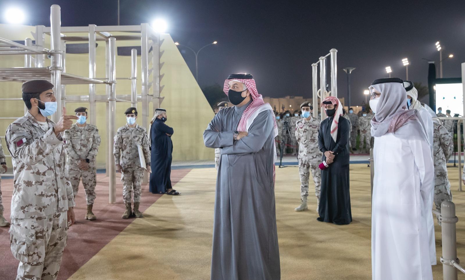 World's largest calisthenics park inaugurated in Qatar