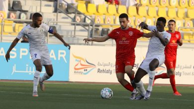 Al Duhail Beat Al Gharafa in QNB Stars League