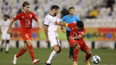 Al Sadd Beat Al Arabi in Qatar Derby