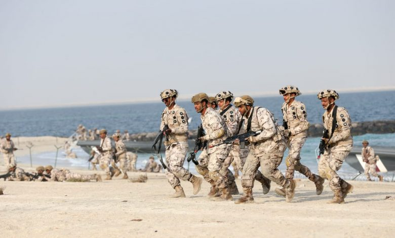 Armed Forces Concludes Miqdam 4 Tactical Exercise