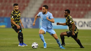 Al Wakrah Hold Qatar SC to Draw in QNB Stars League