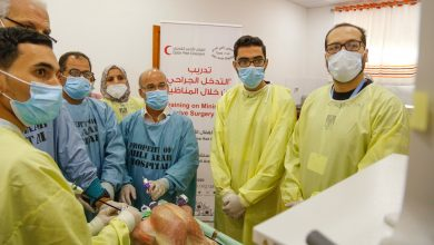 QRCS Supports Medical Training for Gaza Physicians
