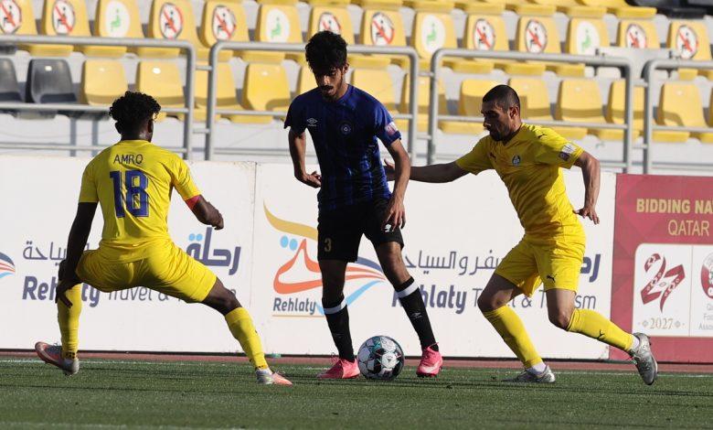 Al Sailiya Beat Al Gharafa in QNB Stars League