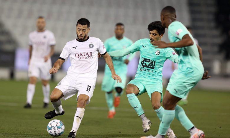 QNB Stars League: Al Sadd Beat Al Ahli 3-0