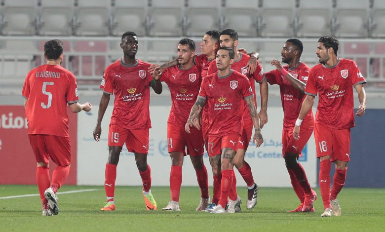 QNB Stars League: Al Duhail Defeat Al Rayyan 2-0