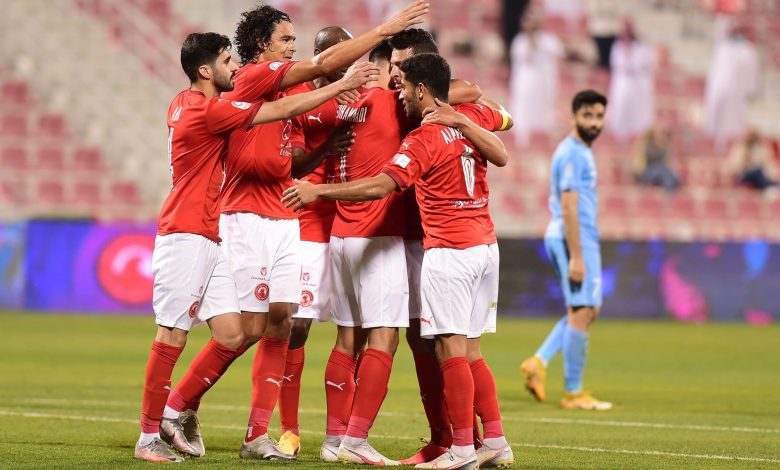 QNB Stars League: Al Arabi Secure 1-0 Win over Al Wakrah
