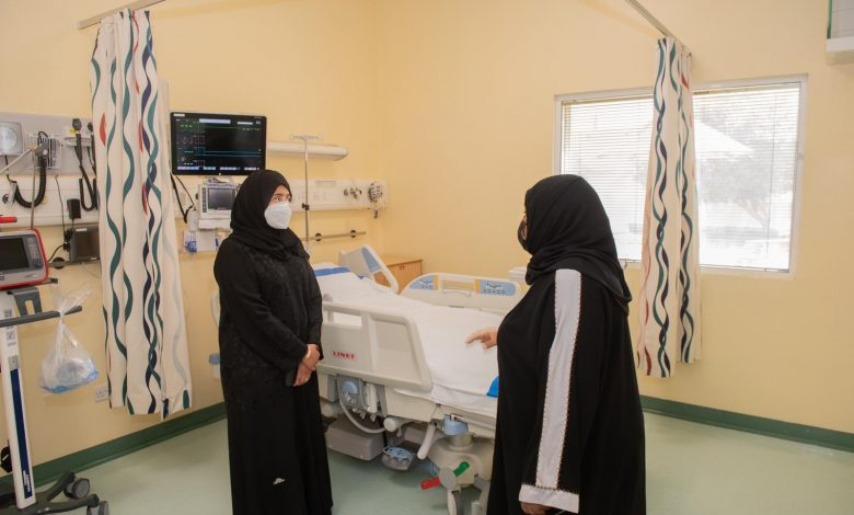 Rumailah Hospital opens first acute weaning unit
