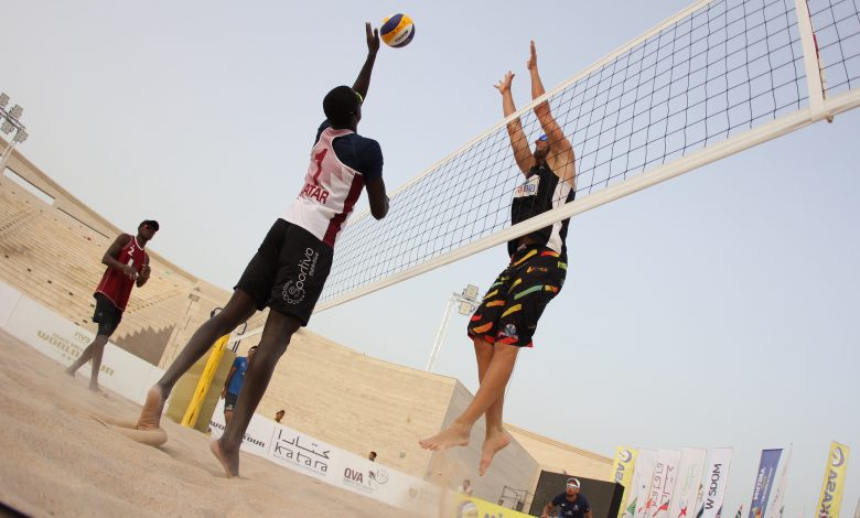Doha to host first international volleyball championships