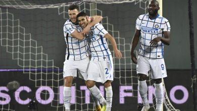 Inter Defeat Fiorentina in Serie A