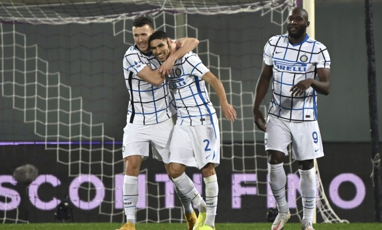 Inter Defeat Fiorentina in Serie A
