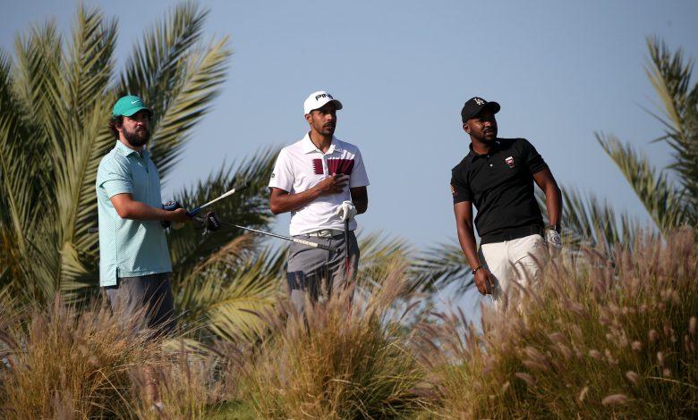Al Shahrani Wins Qatar Golf Open