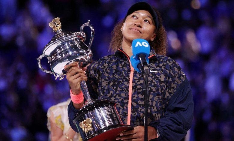 Naomi Osaka Crowned Australian Open Women's Champion