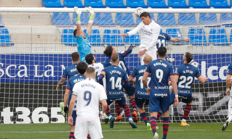 La Liga: Real Madrid beat Huesca