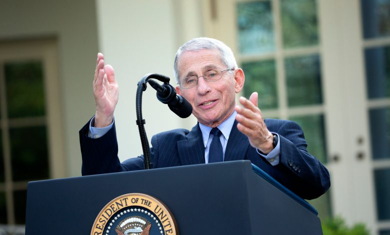 Anthony Fauci: World Needs 7 Years for Life to Return to Normal