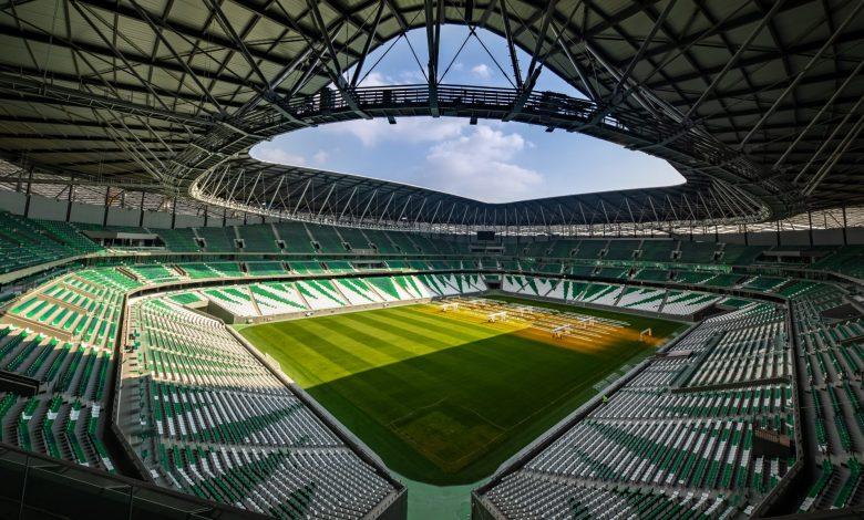 2 Qatari stadiums are nominated for the Stadium of the Year Awards