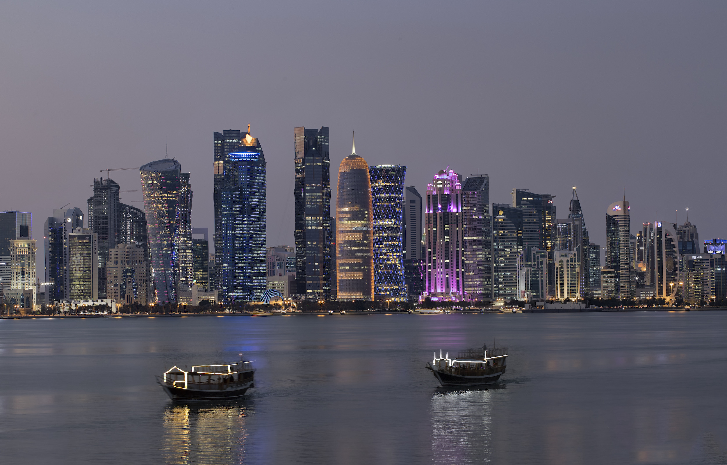 Doha Has Transformed into the World's Sports Capital