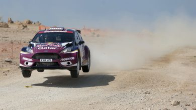 Nasser Al Attiyah Wins Qatar International Rally