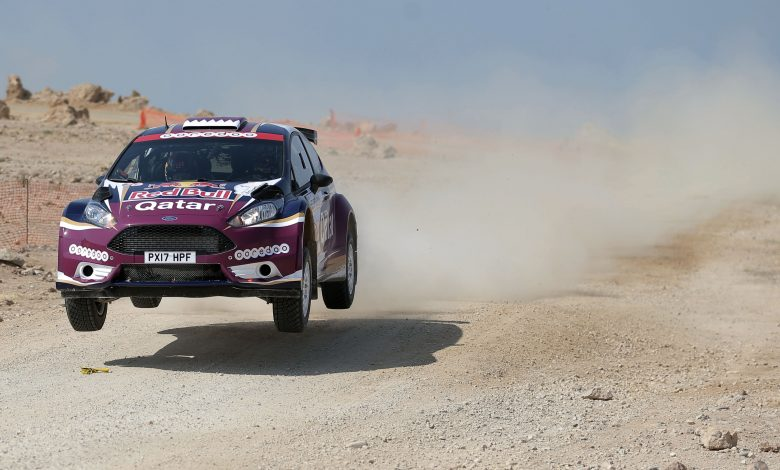 Nasser Al Attiyah Wins Qatar International Rally