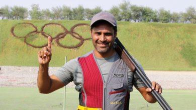 Qatari Shooting Team Participates in World Cup Shotgun