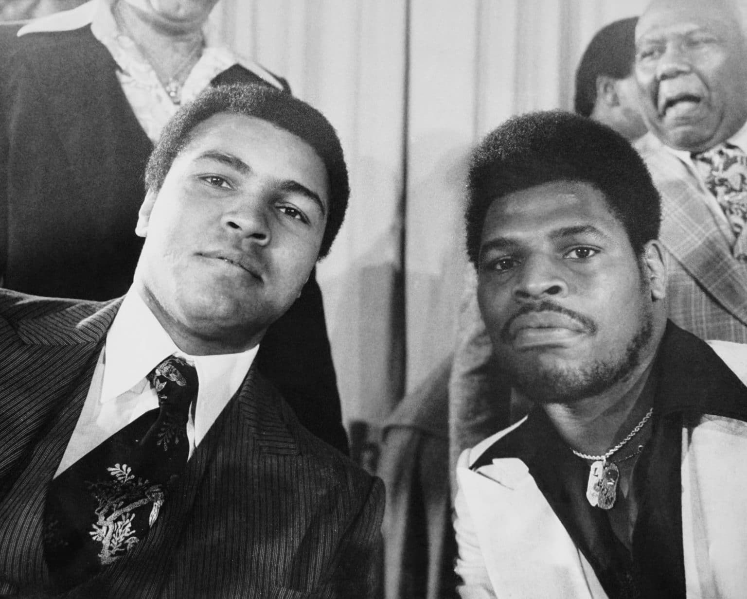 Former heavyweight champ who beat Muhammad Ali, dead at 67