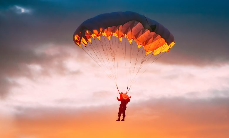 Qatar International Open Parachuting Championship Kicks Off