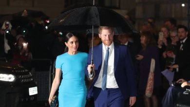 Prince Harry, Meghan Finalize Separation from British Royal Family