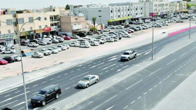 Roads and infrastructure project in Al-Wajba East Package 3 begins