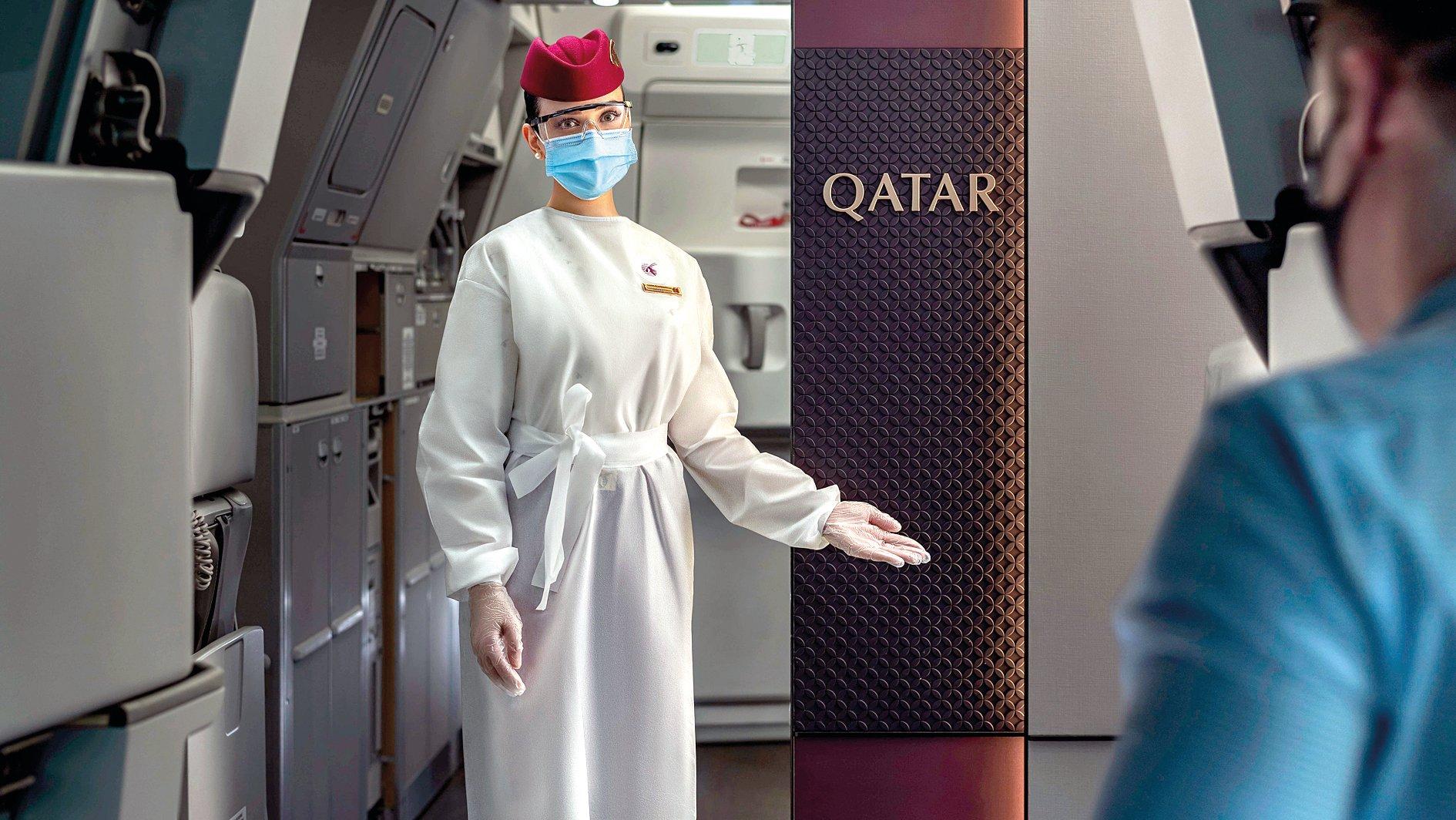 Qatar Airways Named World's Best Airline