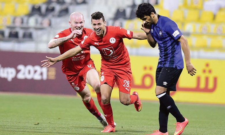 QNB Stars League: Battle for Top Four Goes On