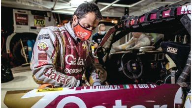 Khalifa Al Attiyah Hopes to Win Baja Jordan