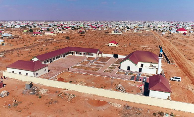QC Inaugurates New Educational Projects in Somalia