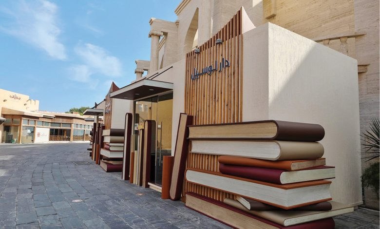 Ibn Al Rayb Cultural Street Witnesses Signing of 4 New Books