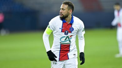 Neymar Out Again as PSG Face Lille in the Cup