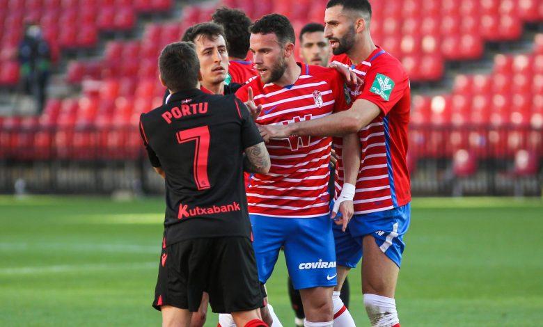 Spanish La Liga: Granada Beat Real Sociedad
