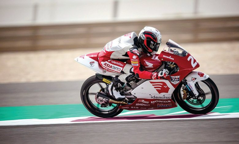 Mixed Results for Qatar's Bikers in Asian MotoGP Talent Cup