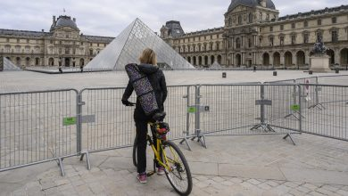 The Louvre put its entire art collection online