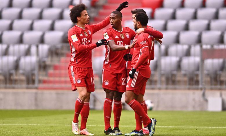 Bayern Munich beat Stuttgart to cement top spot in Bundesliga