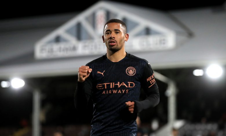 Man City's rich reserves see off Fulham to stretch lead
