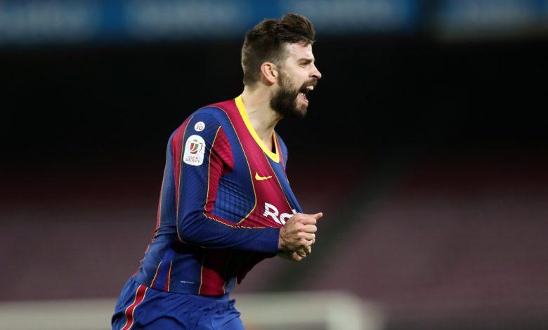 Barcelona beat Sevilla 3-0 and qualify for Copa del Rey final