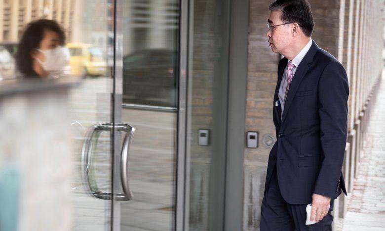 EU Countries Summon Chinese Envoys over Retaliatory Sanctions