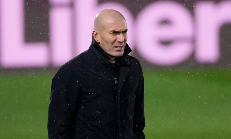 Zidane wary of Liverpool's physical threat to Real Madrid