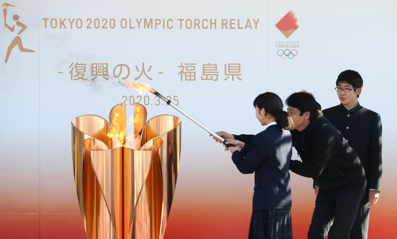 Olympic Torch Relay to Start March 25 from Fukushima