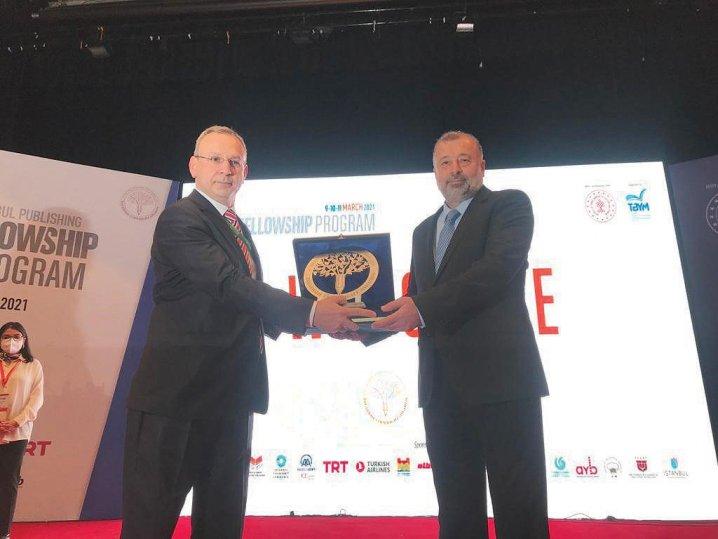 HBKU Press Wins 3rd Prize in Istanbul Copyright Awards