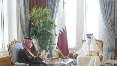 Amir Receives Verbal Message from Custodian of Two Holy Mosques